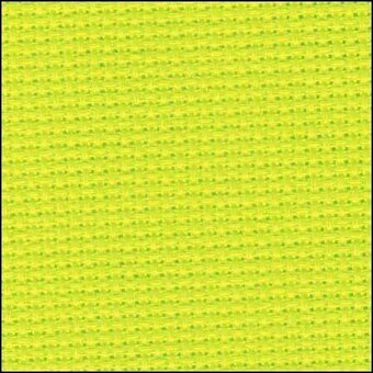14 Count Grasshopper Aida Fabric 15x18