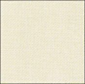 32 Count Antique White Evenweave Fabric 35x36