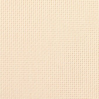 18 Count Ivory Aida Fabric 36x43