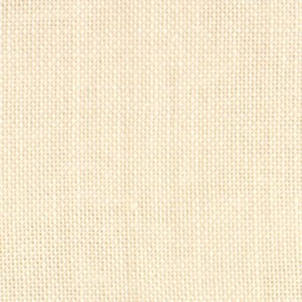 25 Count Cream Dublin Linen Fabric 36x55