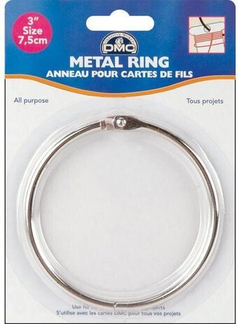 DMC 3 inch Metal Ring