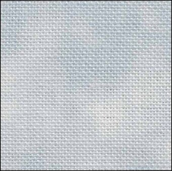 32 Count Stormy Sea Linen 19x35