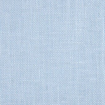 28 Count Ice Blue Cashel Linen Fabric 36x55