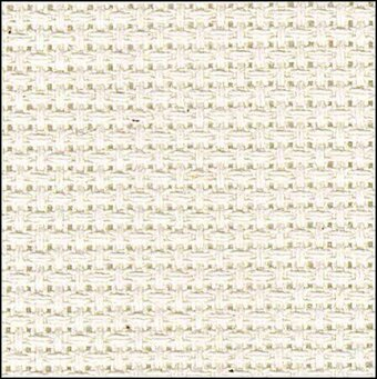 14 Count Natural Aida Fabric 15x18