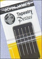 John James Tapestry Petite Needles Size 28