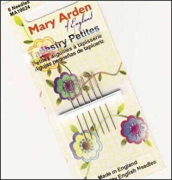 Mary Arden Tapestry Petite Needles Size 28