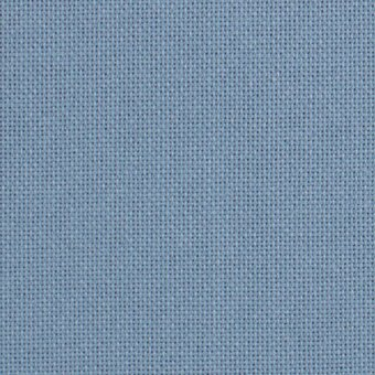 25 Count Water Sapphire Lugana Fabric 18x27