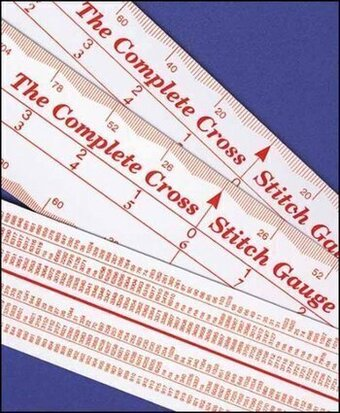 Complete Cross Stitch Gauge