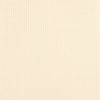 14 Count Ivory Aida Fabric 21x36