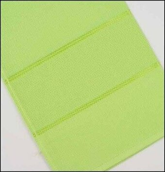 Milano Kitchen Towel - Lime Green