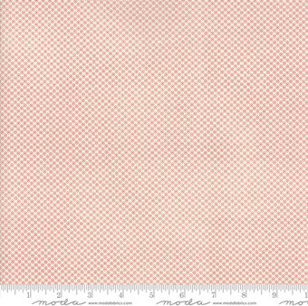 Reproduction Flower Dot Natural Fabric - Yardage