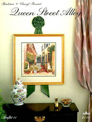 Queen Street Alley - Cross Stitch Pattern
