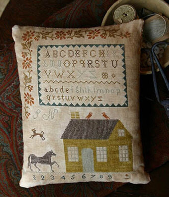 Butternut Tavern - Cross Stitch Pattern