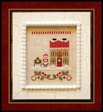 Mrs Claus Cookie Shop - Santa's Village