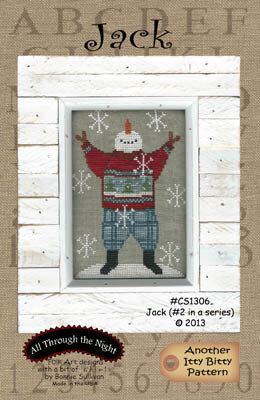 Jack - Cross Stitch Pattern