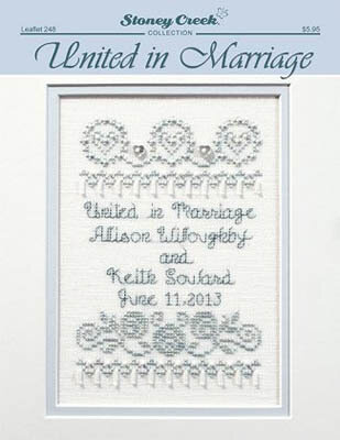 United in Marriage - Cross Stitch Pattern