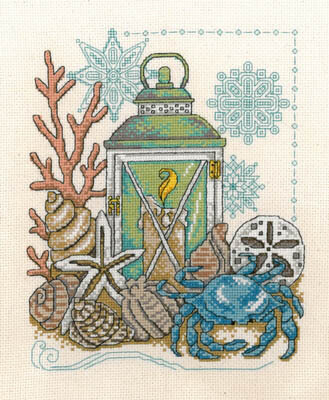 Seaside Light - Cross Stitch Pattern