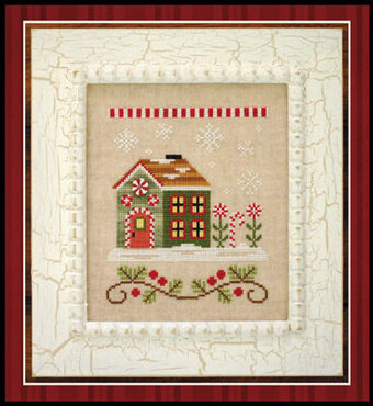 Candy Cane Cottage - Santa's Village