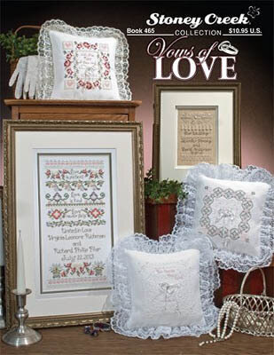 Vows of Love - Cross Stitch Pattern