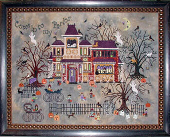 Widow Black's B & B - Cross Stitch Pattern