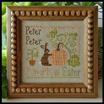 Peter Peter - Cross Stitch Pattern