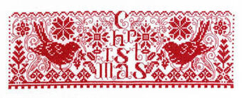 Christmas - Cross Stitch Pattern