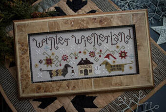 Winter Wienerland - Cross Stitch Pattern