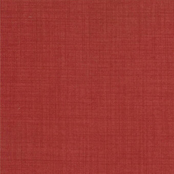 French General Favorites Texture Rouge Fabric - Half Yard