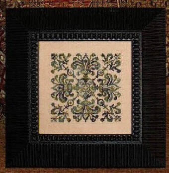 Four De Lys - Cross Stitch Pattern