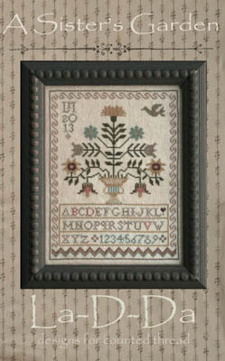 Sister's Garden, A - Cross Stitch Pattern