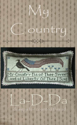 My Country - Cross Stitch Pattern