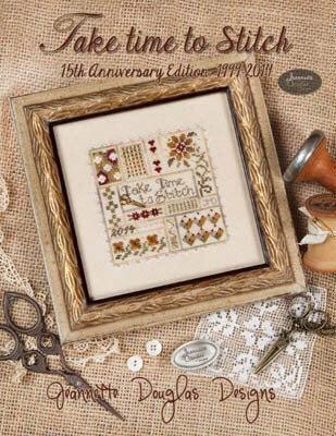 Take Time to Stitch 15th Anniversary Edition