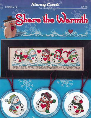 Share the Warmth - Cross Stitch Pattern