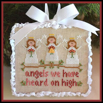 Angels (We have heard on high) - Cross Stitch Pattern