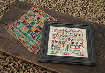 Karoline Beringer - Cross Stitch Pattern
