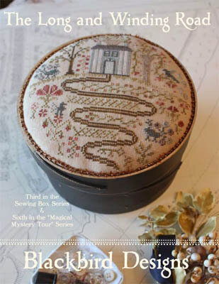 Long and Winding Road - Cross Stitch Pattern