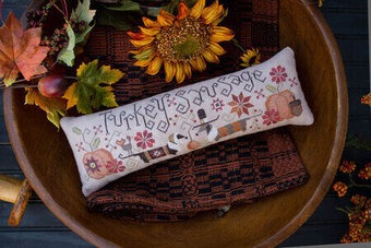 Turkey Sausage - Cross Stitch Pattern