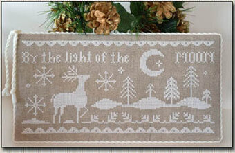 Moonlight - Cross Stitch Pattern