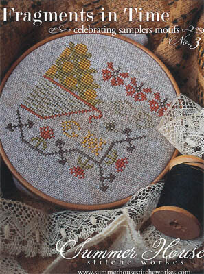 Fragments in Time #3 - Cross Stitch Pattern