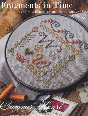 Fragments in Time #4 - Cross Stitch Pattern