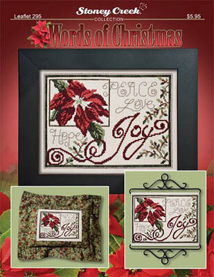 Words of Christmas - Cross Stitch Pattern