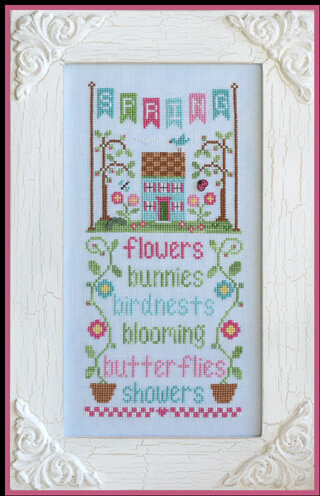 Spring - Seasonal Celebrations - Cross Stitch Pattern