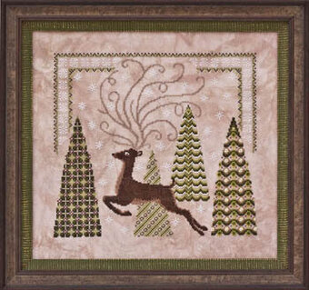 Woodland Wonder - Cross Stitch Pattern