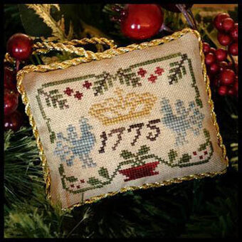 Three Crown (Sampler Tree) - Cross Stitch Pattern