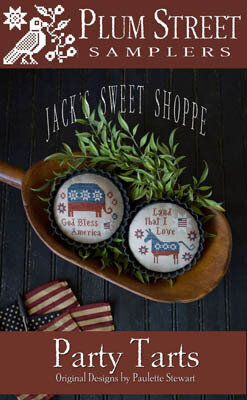 Party Tarts - Jack's Sweet Pastry Shoppe