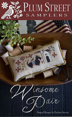 Winsome Pair - Cross Stitch Pattern