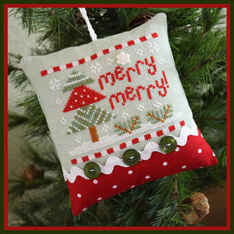 Merry Merry! (Classic Collection 10) - Cross Stitch Pattern
