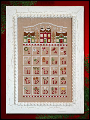 Countdown to Christmas - Cross Stitch Pattern