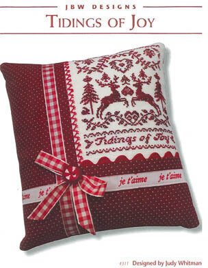 Tidings of Joy - Cross Stitch Pattern
