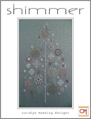 Shimmer - Cross Stitch Pattern